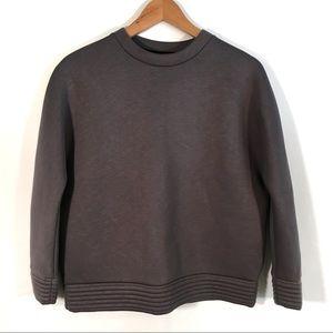Kate Spade Saturday gray sweatshirt